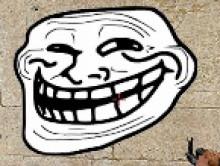 Trollface Transparent
