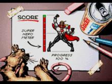Turner - SuperHero