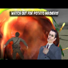 Watch out for Potato Mashers!