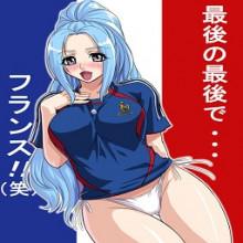 Hot Manga Football Babe Pack 1