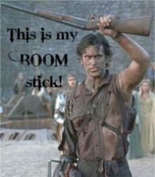 Trappa's BOOM Stick!