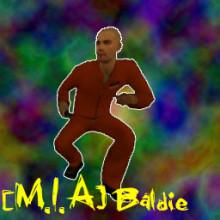 Decoy [M.I.A]JailBreak Baldie