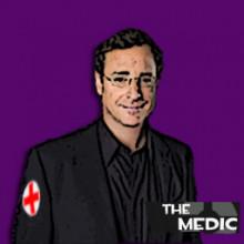 Bob Saget MEDIC!