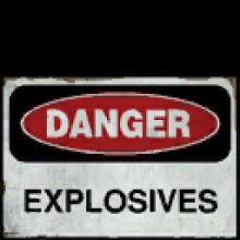 Offline Studios Danger Sign 3