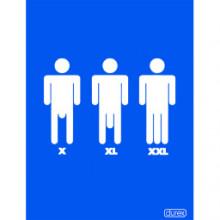 Durex size chart