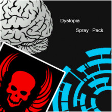Dystopia Spray Pack