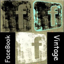 Facebook - Vintage Pack