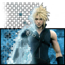 FinalFantasyVII - Cloud V2