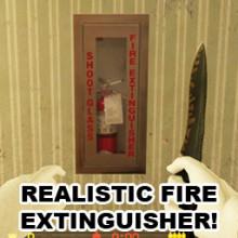 Fire Extinguisher!