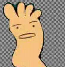 Flapjack's Foot