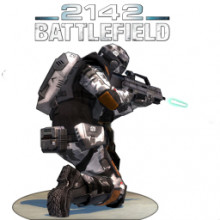 BF2142 EU Soldier