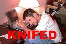 Knifed Nerd