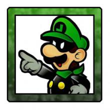 Dark Luigi