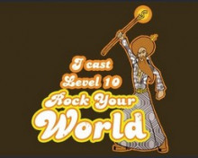Level 10 Rock Your World