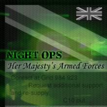 UK Night Ops Art