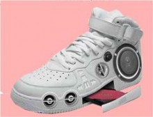 iShoe transparent