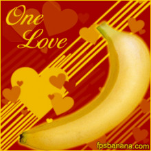 One Love Banana