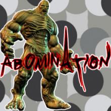 Abomination Spray