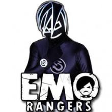 Emo-Ranger(White)