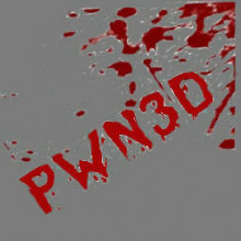 Pwn3d (transparent)