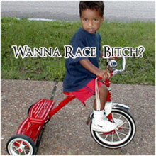 Wanna Race Tricycle