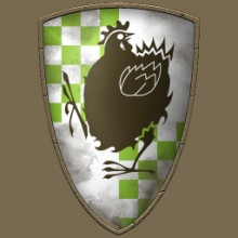 MontyPython Robin Coat of Arms