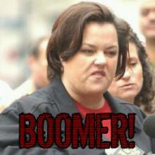 Rosie Odonnell Boomer