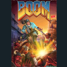 BooM Soldier poster