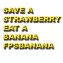 save a strawberry