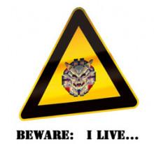 Sinistar Beware