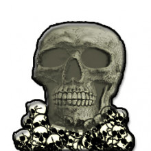 Transparent-SkullKing