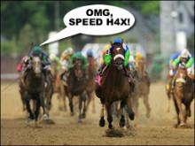 OMG SPEED H4X!
