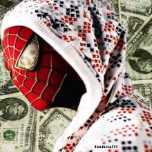 Spiderman-money
