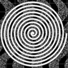 spiral animated