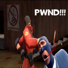 Spy pwnd!