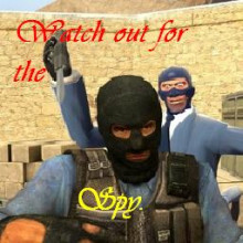 Watch out for the Spy.