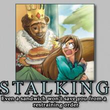 BK Stalking