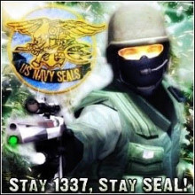 Stay 1337, stay Seal!