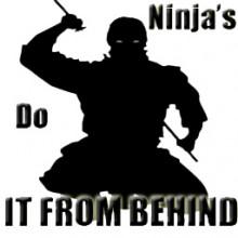 Ninja Awesomeness
