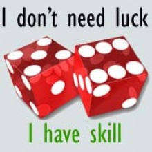 Luck (Transparent)