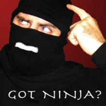 Got Ninja?