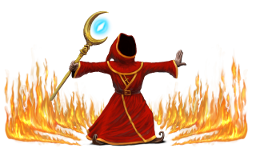 Magicka Red Wizard