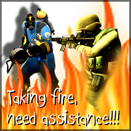 Taking fire... need assistance Spray preview