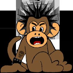 monkey spray