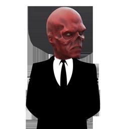 Red Skull / J. Schmidt [Fade]