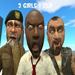 2 girls 1 cup! spray