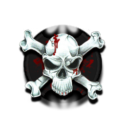 Bloody Skull Bones