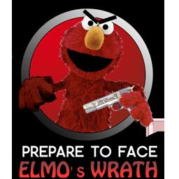 Elmo`s wrath
