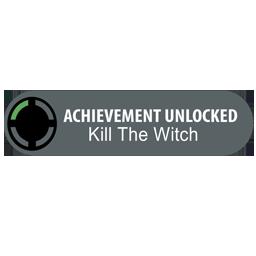 Achievement Unlocked Witch