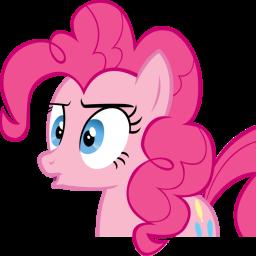 Pinkie's wut